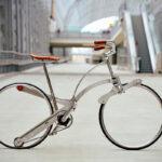 Sada Bike, la bici senza raggi che si mette nello zaino