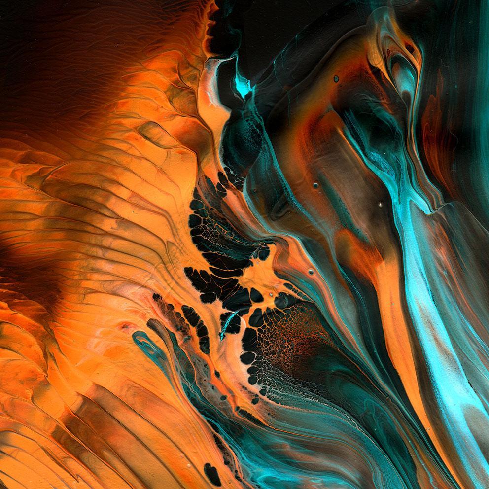 Pigmented Patterns by Jack Vanzet